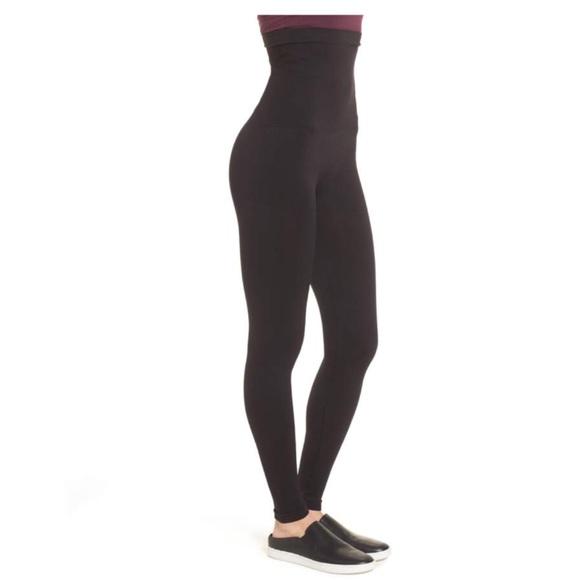 dfdfd91c190cd SPANX Pants   Look At Me Now Black High Waisted Leggings   Poshmark